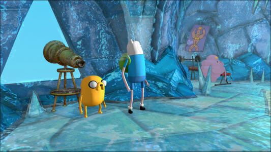 Adventure Time. Finn e Jake detective - 4