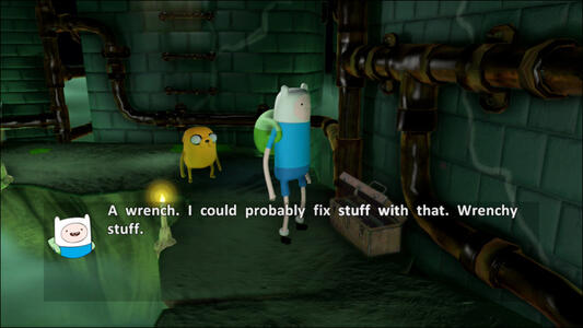 Adventure Time. Finn e Jake detective - 8