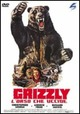 Cover Dvd DVD Grizzly l'orso che uccide