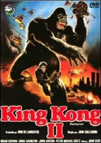 Cover Dvd King Kong 2 (DVD)