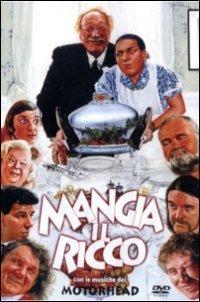 Cover Dvd Mangia il ricco (DVD)