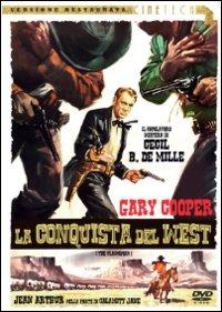 Cover Dvd conquista del West (DVD)