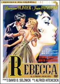 Cover Dvd Rebecca, la prima moglie (DVD)