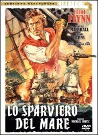 Cover Dvd sparviero del mare (DVD)
