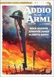 Cover Dvd Addio alle armi
