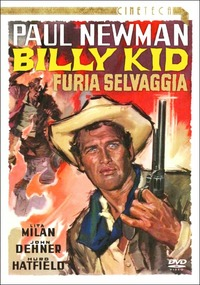 Cover Dvd Furia selvaggia: Billy Kid (DVD)