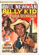 Cover Dvd Furia selvaggia - Billy Kid