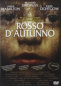 Cover Dvd Rosso d'autunno (DVD)
