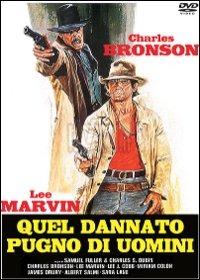 Cover Dvd Quel dannato pugno di uomini (DVD)