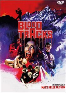 Blood Tracks. Sentieri di sangue di Micke Jackson - DVD