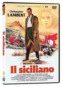 Film Il siciliano (DVD) Michael Cimino