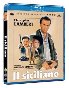 Film Il siciliano (DVD + Blu-ray) Michael Cimino