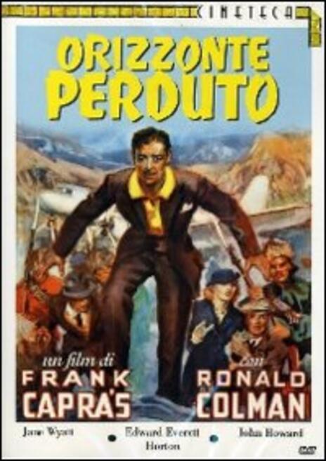 Orizzonte perduto di Frank Capra - DVD