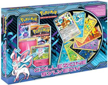 Giocattolo Pokemon. Collezione Sylveon Pokemon Company