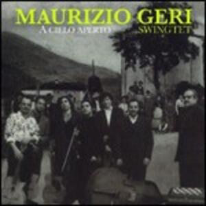 A cielo aperto - CD Audio di Maurizio Geri