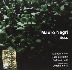 Buds - CD Audio di Mauro Negri