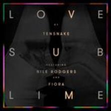Love Sublime - Vinile LP di Tensnake