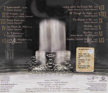 Gaudete Et Exsultate. The New Electronic Medieval Show (Colonna Sonora) - CD Audio di Rondeau de Fauvel - 2