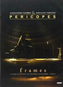 Alessandro Sgobbio, Emiliano Vernizzi. Pericopes - DVD