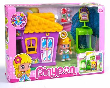 Pinypon la mia piccola casa viola famosa casa delle for Progettare la mia piccola casa