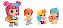 4 Figure Pinypon. Babies & Figure Pack