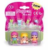 Giocattolo Pinypon. Kids & Babies 3 Famosa