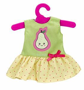 Nenuco abitino per bambole 35 cm con disegno pera