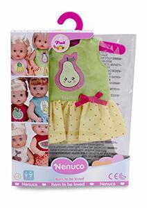 Nenuco abitino per bambole 35 cm con disegno pera - 3