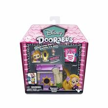 Doorables. Mini Playset. Rapunzel