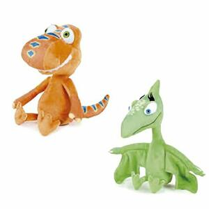 Peluches Dinosaur Train 17Cm In Display