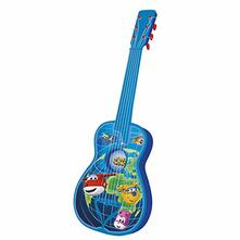 Super Wings chitarra