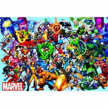 1000 Marvel Heroes Collage