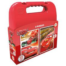 Valigia Puzzle 2X20 Cars