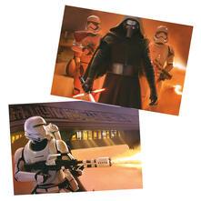 2X100 Star Wars Ep. Vii