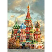 1000 Cattedrale Di San Basilio, Mosca