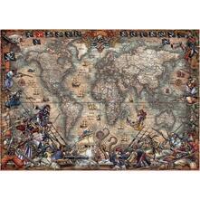 2000 Mappa Dei Pirati
