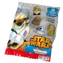 Star Wars Wikkeez Bustina 1 Pz Comansi