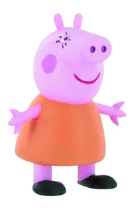 Giocattolo Action figure Peppa Pig. Mummy PTS