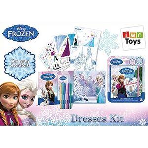 Giocattolo Frozen Kit Disegno Abiti IMC Toys 1