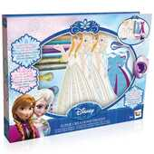 Giocattolo Frozen Kit Crea Modelli IMC Toys
