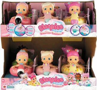 Giocattolo Bambola Bloopies Floaties Con Salvagente 81000 Abby IMC Toys