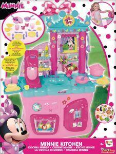 Cucina da tavolo Minnie con tanti accessori