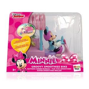 Minnie. Moto-Carretto Dei Gelati