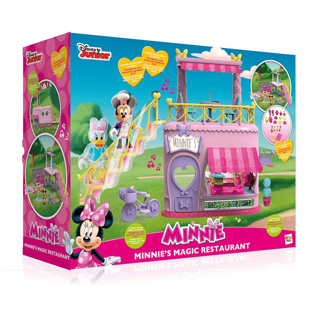 Minnie. Ristorante Magico con Luci, Suoni, Minnie e Paperina - IMC ...