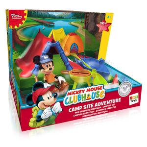 Giocattolo La Casa di Topolino. Set Campeggio con Topolino IMC Toys