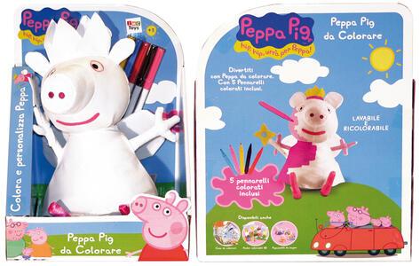 Peppa Pig da Dipingere