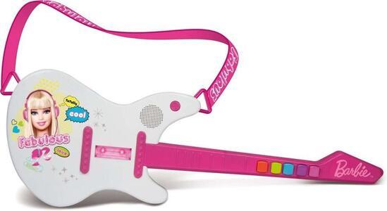 Chitarra Elettrica Barbie