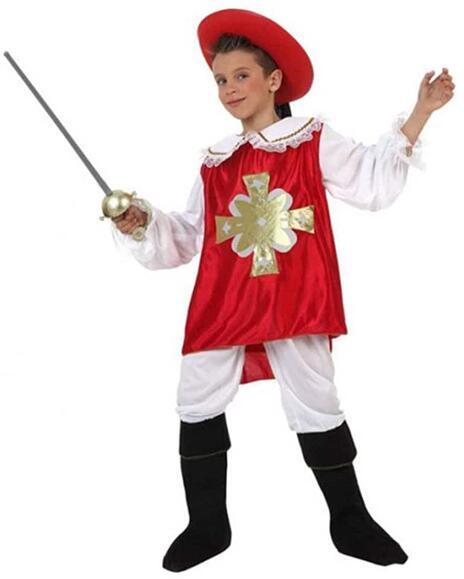 Costume per Bambini 6792 Moschettiere - 2