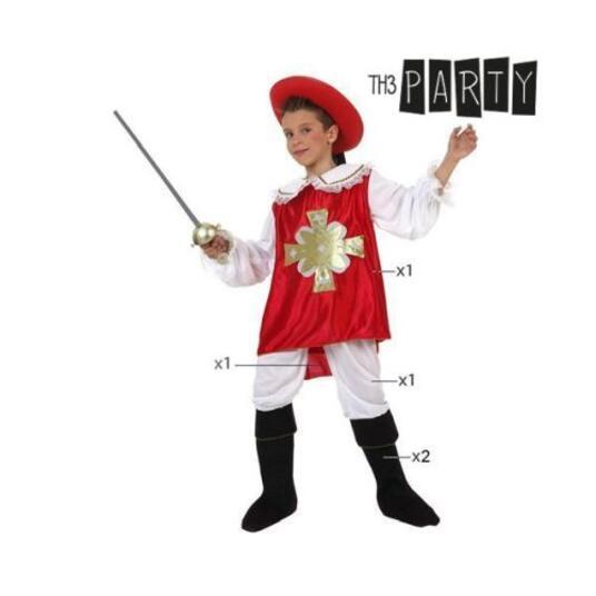 Costume per Bambini 6792 Moschettiere - 3