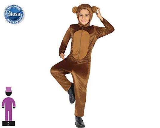 Costume per Bambini Th3 Party Scimmia